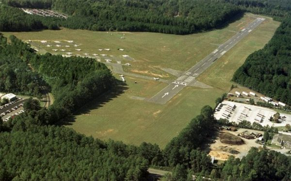 Horace Williams Airport About to Wing Its Way Into History
