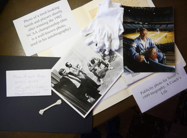 Photographs and Memories: Dean Smith Collection Goes on View
