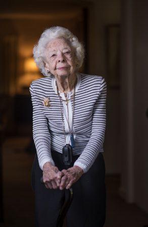Small Stature, Big Life: A Q&A With Centenarian Martha Caldwell '39