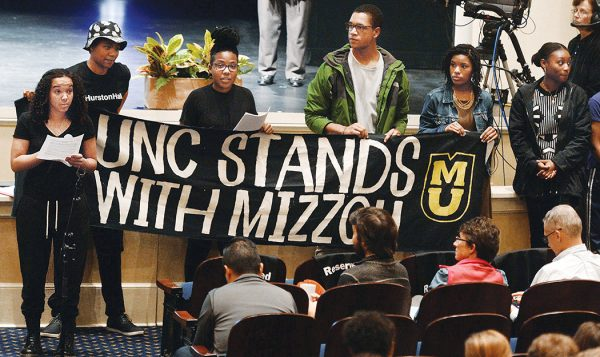 BOG Spells Out Penalties for Campus Protesters