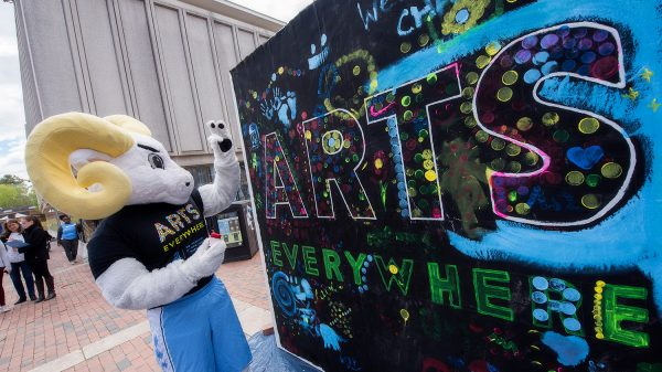 UNC Arts Everywhere Launches Mobile App