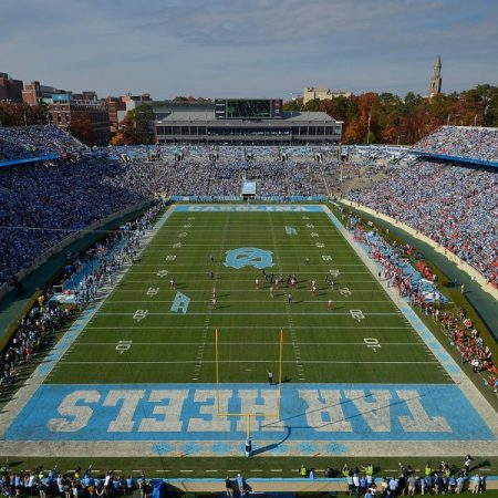 Creature Comforts, Reduced Seating Set for Kenan Stadium