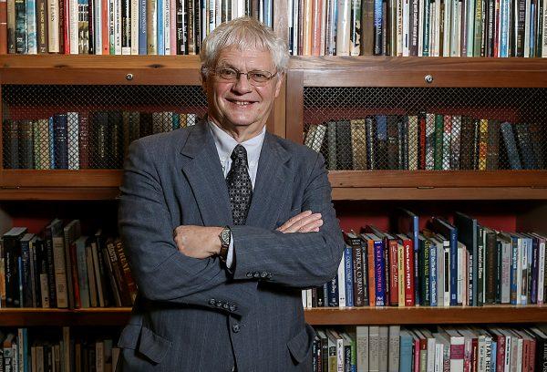 Lloyd S. Kramer, Faculty Service Award Citation