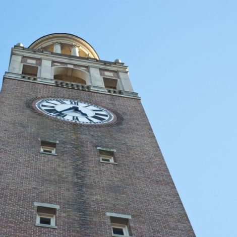 Chapel Hill: Climb the Bell Tower Before Appalachian State