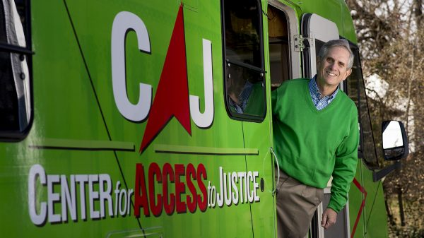 Center for Access to Justice: David Post '71