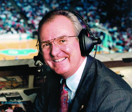 Woody Durham '63, Voice of the Tar Heels, Dies at 76