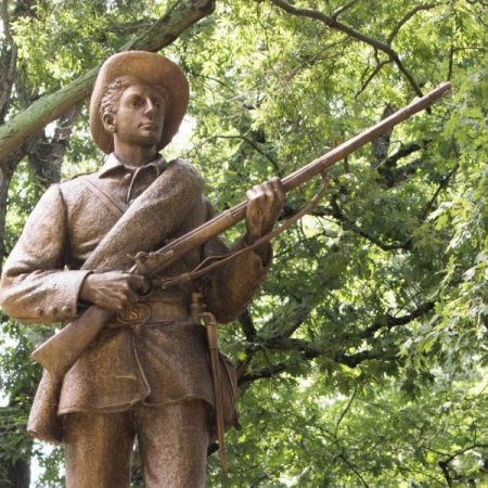 Folt, Trustees Want to Move Silent Sam to South Campus
