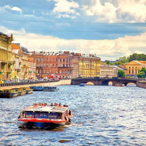 2019 St. Petersburg & the Baltics