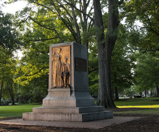 "Officials Resolve to Find ""Lawful, Lasting"" Plan for Silent Sam"