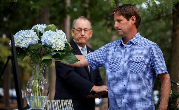 Alumnus Remembers Lacrosse Teammate Lost on 9/11