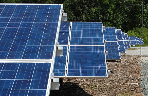 UNC to Develop Its First Solar Farm at Carolina North
