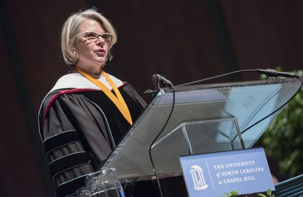 Three Years After Arrival, Spellings to Leave UNC System