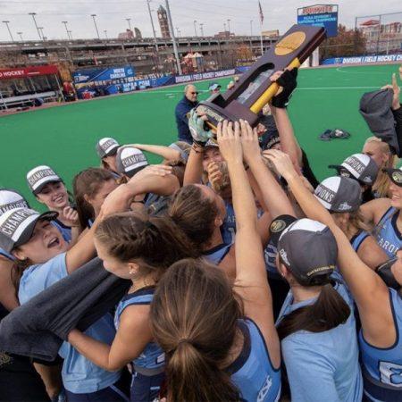 Unbeaten Field Hockey Wins 7th NCAA Title