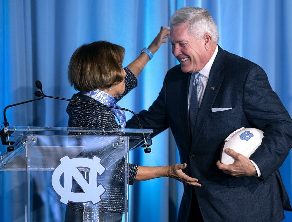 Carolina Hands the Football Program Back to Mack