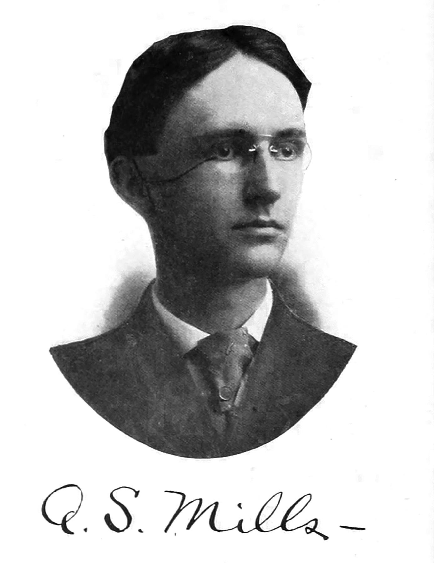 Quincy Sharpe Mills