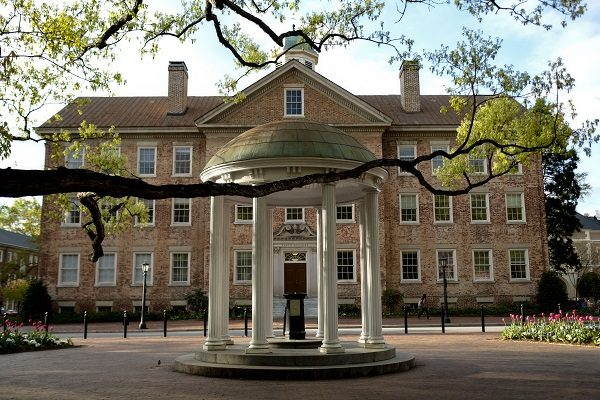 UNC Sixth in Reuters Innovation Rankings