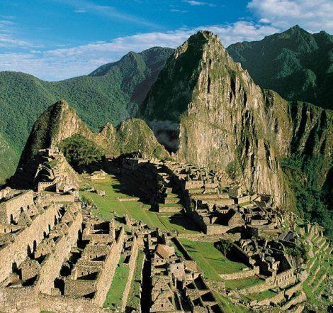 2020 Machu Picchu to the Galapagos