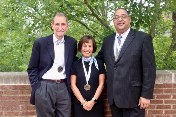 GAA Honors Folt, Roper and Crisp for Service