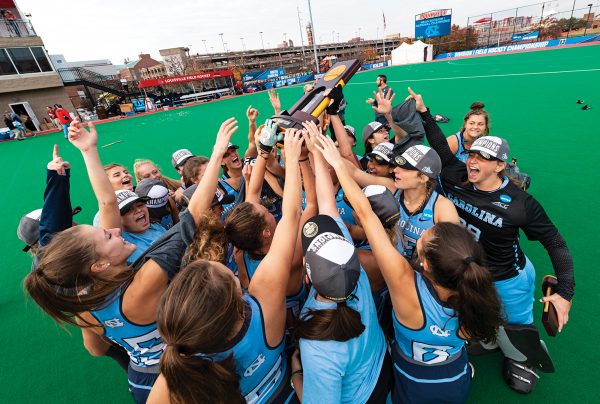 Carolina Notches Another Top 10 Finish in Directors' Cup