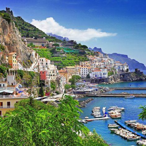 2020 Amalfi Coast