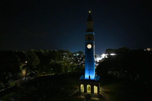 Bell Tower Relighting 2019