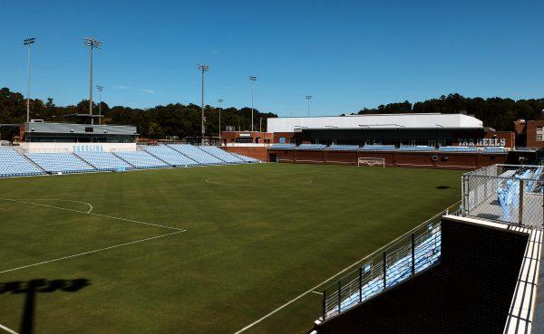 Soccer, Lacrosse Teams Will Play on Dorrance Field