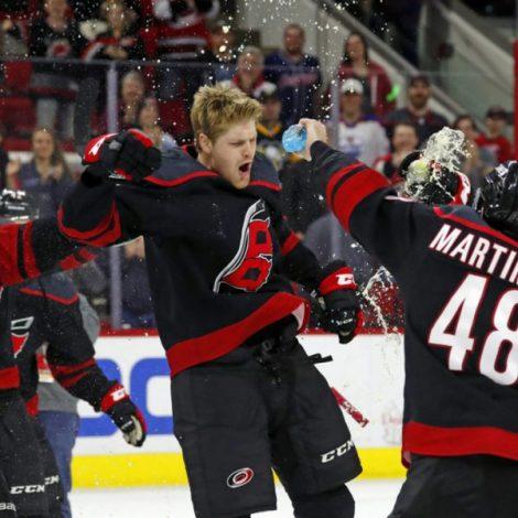 Raleigh: Hockey With Heels