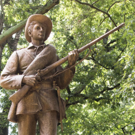 Silent Sam's Revival Off to a Raucous Start