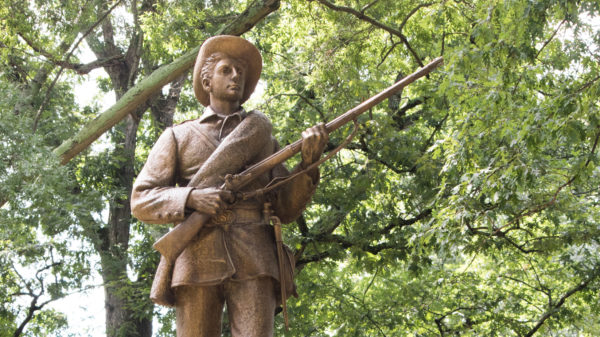 Confederate Monument Takes Another Controversial Turn