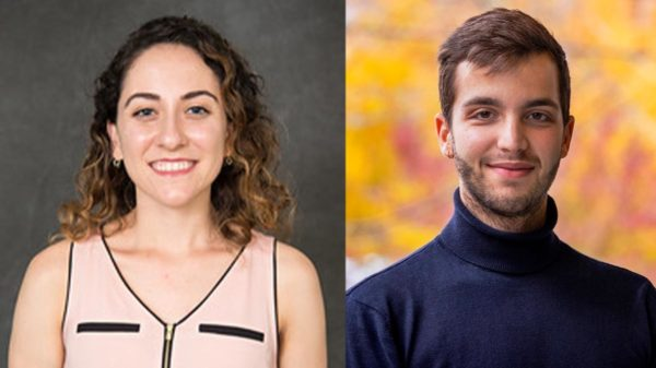 Two Earn Gates Cambridge Scholarships