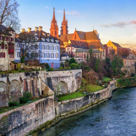 2021 Cruise the Rhine & Mosel Rivers