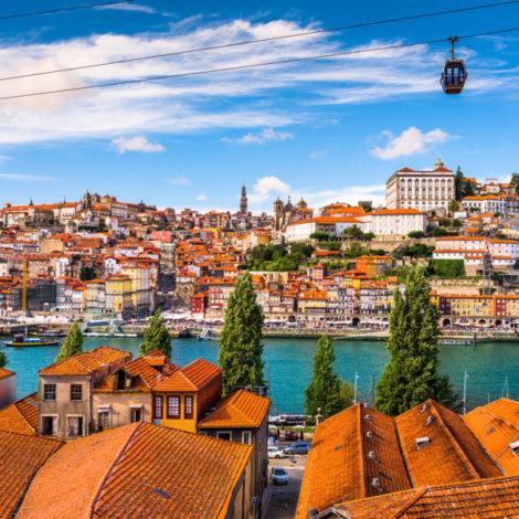 2021 Romance of the Douro River
