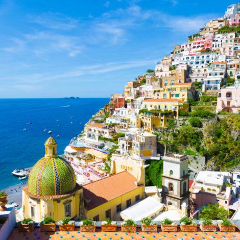 2021 Charm of the Amalfi Coast