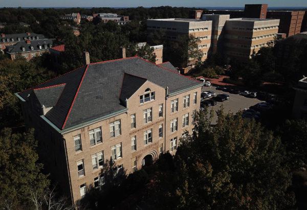 Remove Four Building Names, Race Commission Recommends