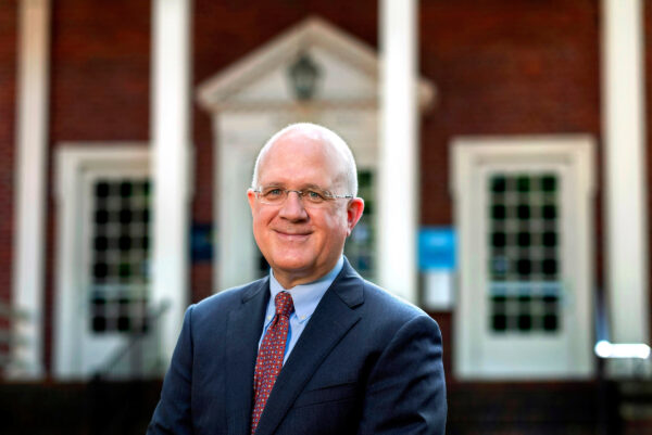 Farmer Returning to VirginiaAfter 20 Years in Admissions