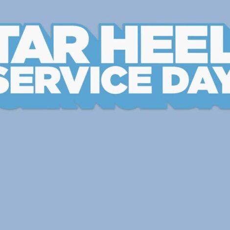 Heels at Home: Tar Heel Service Day