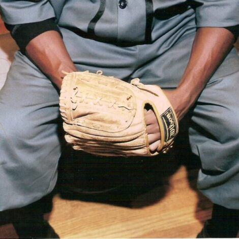 Heels at Home: Mike Wiley '04 (MFA) Presents <em>Jackie Robinson: A Game Apart</em>