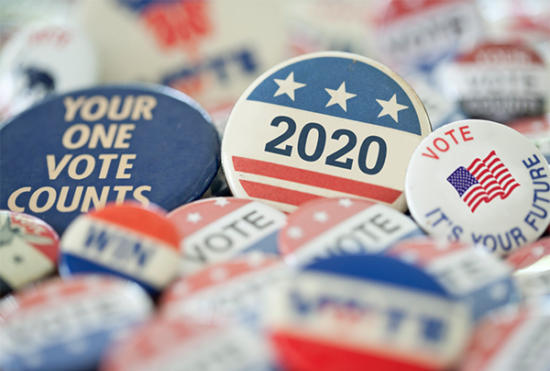 Explore the 2020 Elections Virtually
