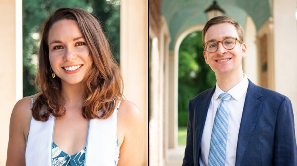 Two Alumni Named Rhodes Scholars