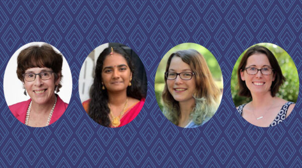 Four Honored for Advancement of Women