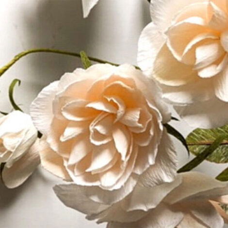 Create With Paper Flowers