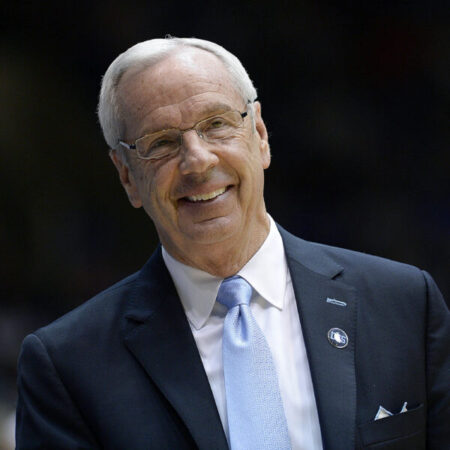 Roy Williams to Keynote Class of 2020's Delayed Commencement