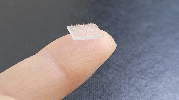 3D-Printed Patch Offers Vaccination Without aShot